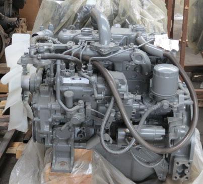 4JG1发动机总成