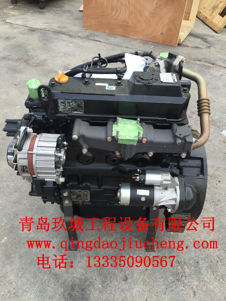 4TNV98发动机总成
