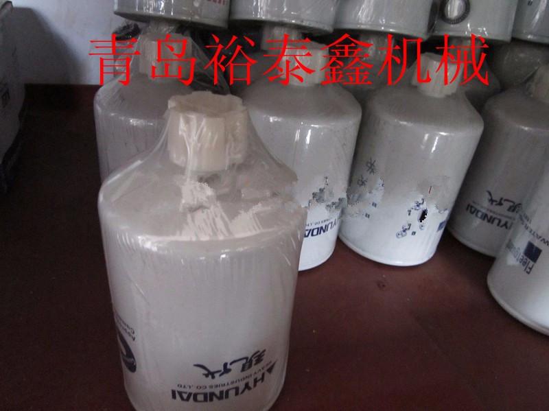 现代柴油滤芯